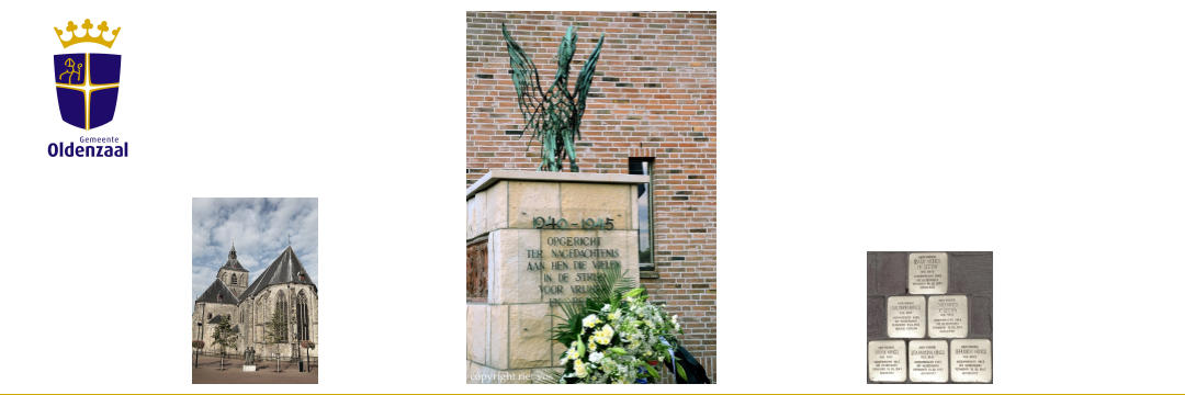 Oorlogsdoden Oldenzaal