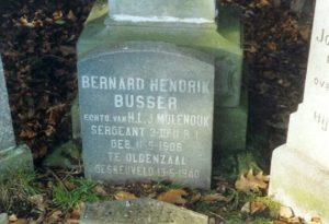 Busser, Bernard Hendrik