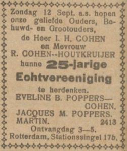 Cohen, Isidor Heijman