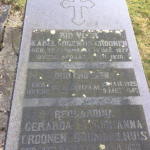 Croonen, Bernardina Maria Teresa