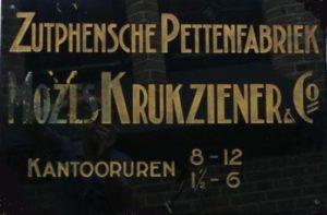 Cutzien/Krukziener, Salomon
