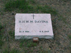 Davina, Hermanus Hendrikus W. M.