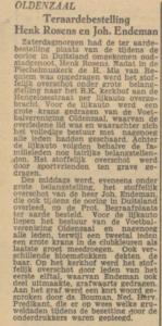 Endeman, Johan
