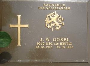 Gorel, Jacobus Willem