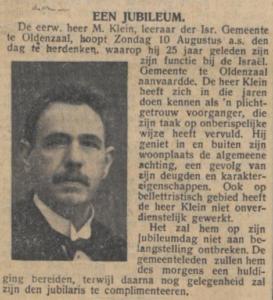Klein Marcus