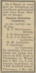 Lamberts Jep