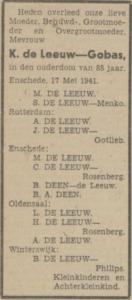 Leeuw-de-Gobas