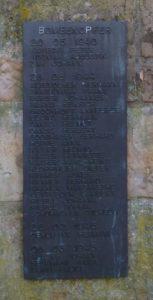 - Geboren 10-02-1917 te Emmen - Overleden 26-08-1944 te Salzbergen, Duitsland - 28 jaar - Z.v. Lambert Letteboer, arbeider, en Hendrika Walda - Gehuwd 1942 met Evertje de Gunst Lambert woonde aan de Burg. Wallerstraat 25 te Oldenzaal. Zijn beroep was grondwerker. Hij was de jongste van het gezin met zeven kinderen. Ook waren er nog twee voorkinderen van zijn moeder die later bij hen woonden. Ze woonden sinds 1927 in Enschede en waren in maart 1938 naar de B. Balderikstraat 4 te Oldenzaal verhuisd. Hij was toen wever. Na zijn huwelijk woonden ze aan de Burg. Wallerstraat 25 te Oldenzaal. Hij was toen werkzaam als grodwerker. Hij werd vader van twee kinderen, het jongste kind werd een maand voor zijn overlijden geboren. Hij heeft haar waarschijnlijk nooit gezien. Hij was als dwangarbeider tewerk gesteld in Salzbergen. De gevangen moesten in de omgeving van Salzbergen een schijnvliegveld bouwen. Er was veel grondwerk . Er moesten onder andere barakken worden gebouwd en er moest een vanuit de lucht zichtbare landingsbaan worden aangelegd. Dit alles om de aandacht van de geallieerde vliegtuigen af te leiden van de olieraffinaderij in Salzbergen. Tijdens een bombardement van Engelse bommenwerpers verdwenen de Duitse gevangenenbewaarders in de schuilkelders, de gevangen zochten in de bossen een goed heenkomen. Lambert werd hierbij dodelijk getroffen. Zijn vrouw bleef achter met twee kleine kinderen. Haar moeder was al in 1938 overleden en haar vader overleed in 1943. Zij hertrouwde later met Frederik Vogelzang. Begraven: Algemene Begraafplaats te Oldenzaal. Monument te Salzbergen.