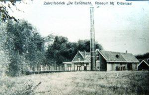 Olde Loohuis melkfabriek Rossum