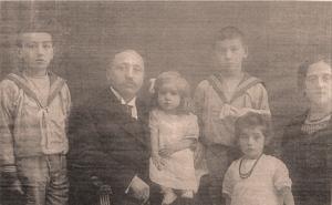 Muller Leo en gezin