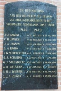Steenbeeke Gerhardus Johannes