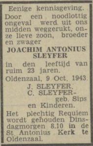 Sleijfer Joachim