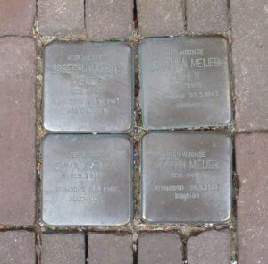 Meijer-Cohen Stolpersteine