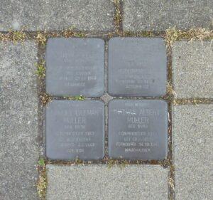 Muller-Asschoff Stolpersteine